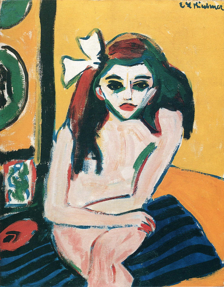 Marcella di Ernst Ludwig Kirchner