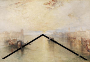 William Turner, San Benedetto verso Fusina