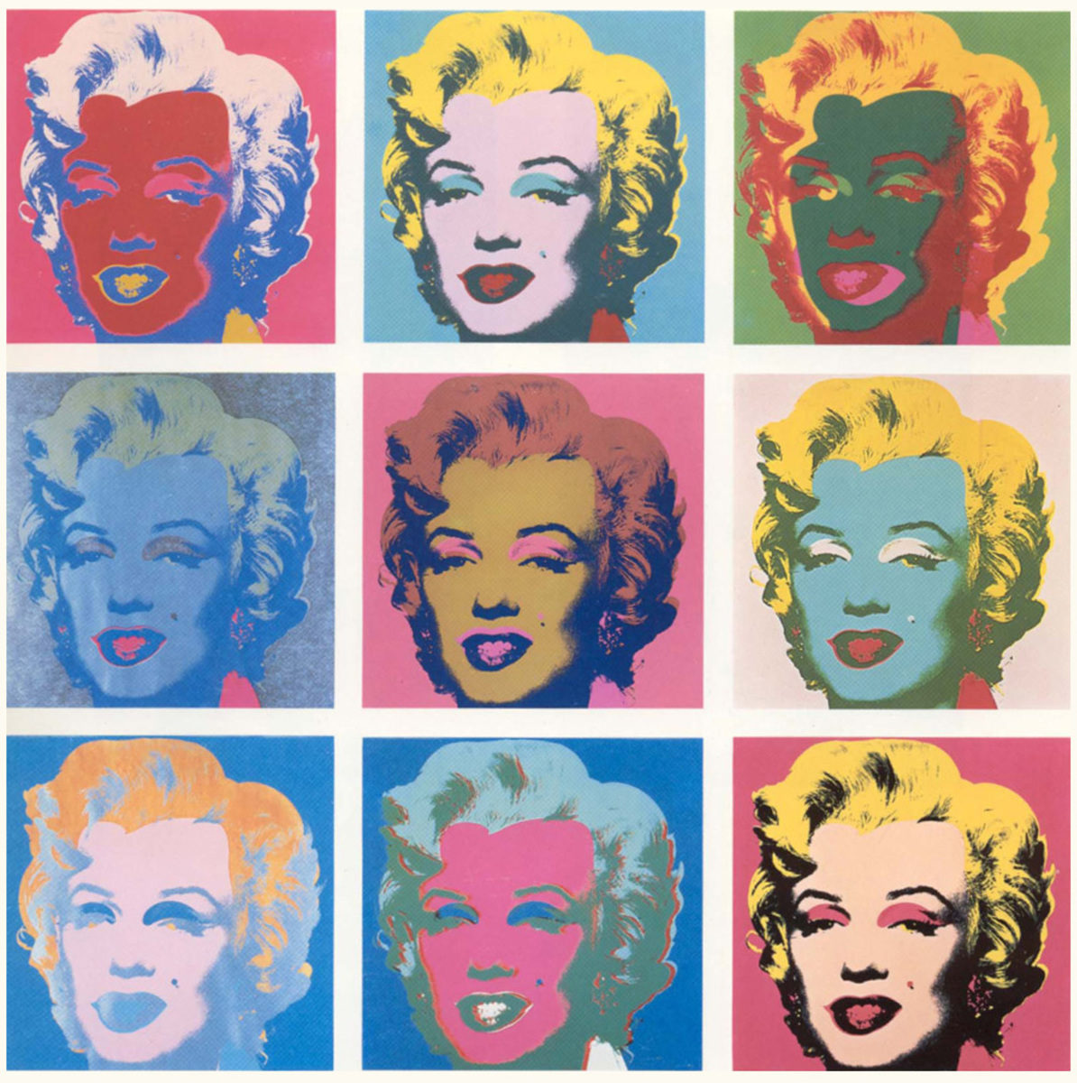 Marilyn Monroe di Andy Warhol - Analisi dell\'opera