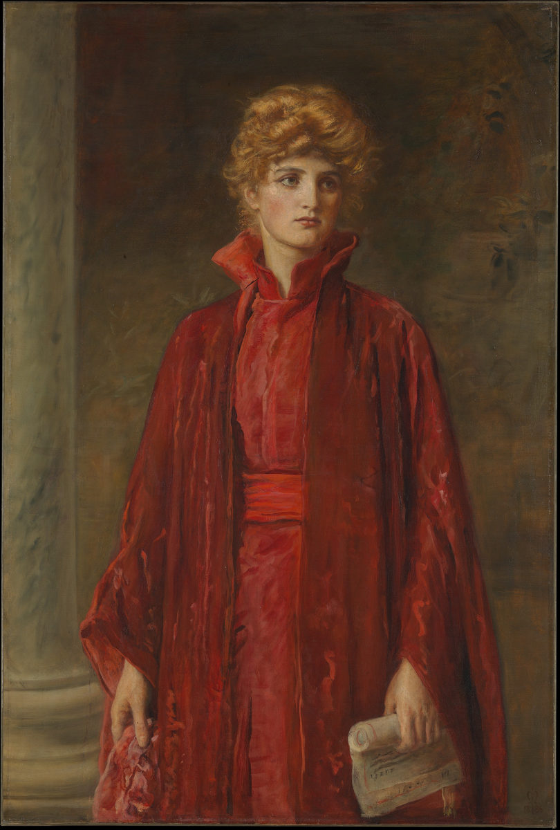 Portia di Sir John Everett Millais
