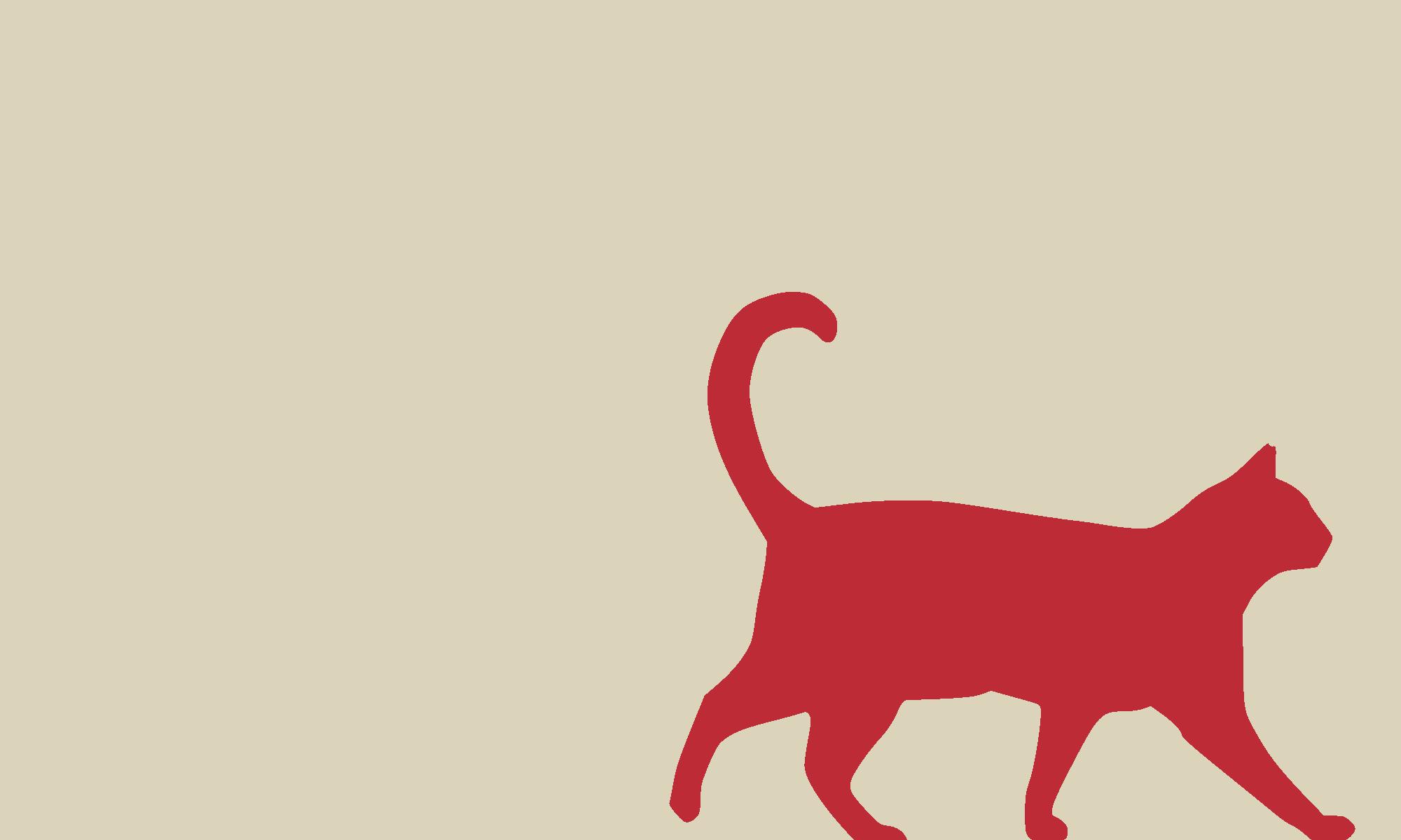 La figura del gatto nell'arte nelle immagini e nelle sculture