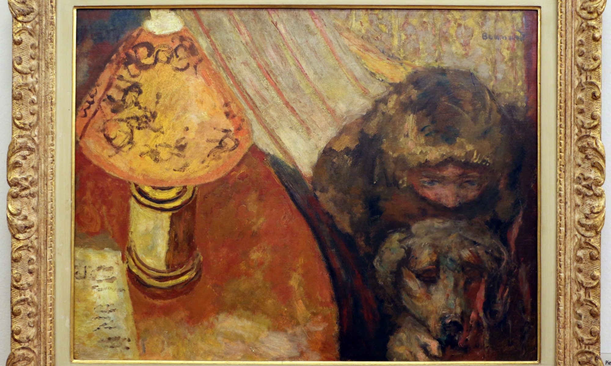 Interno di Pierre Bonnard