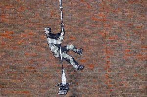 The Create Escape di Banksy