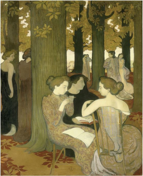 Le Muse di Maurice Denis